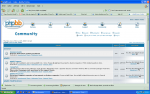 PhpBB Community Screenshot